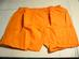 Boxer Shorts S Orange