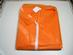 Disposable Coveralls, orange L