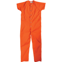 Image of Coveralls Valueline Orange L