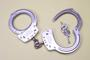Image of Yuil handcuffs, Model No M-09 K