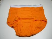Image of Briefs, M, Orange